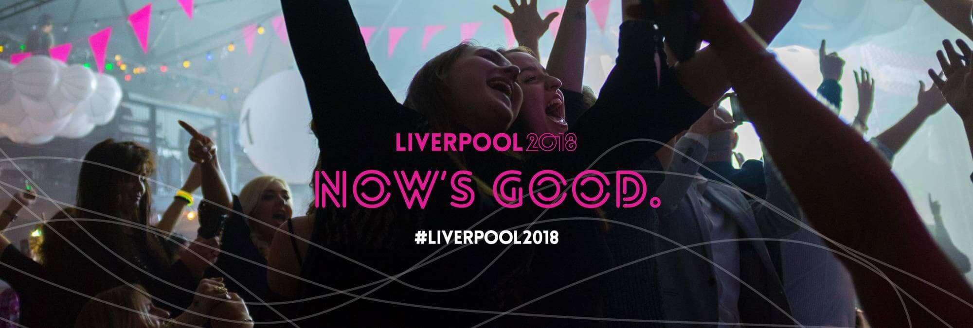 Liverpool Top Holiday Destination 2018