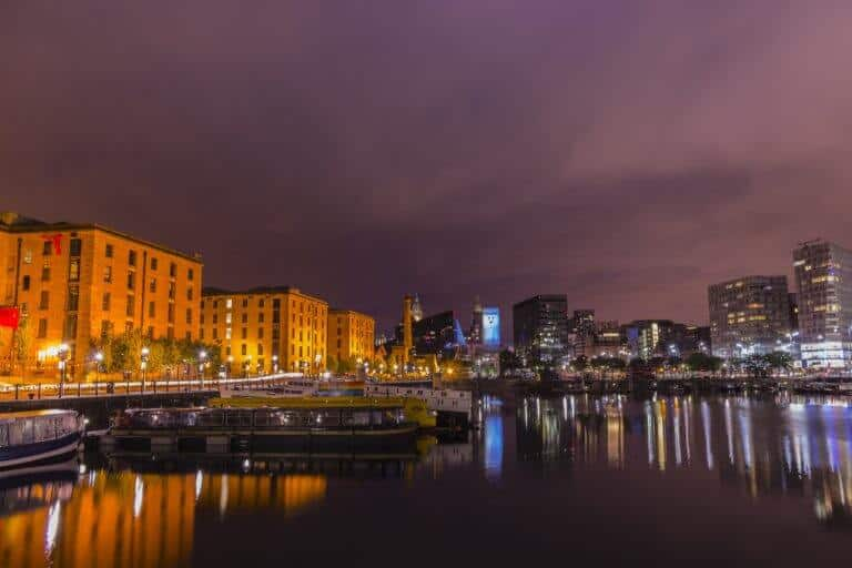 Liverpool voted kindest city in the UK