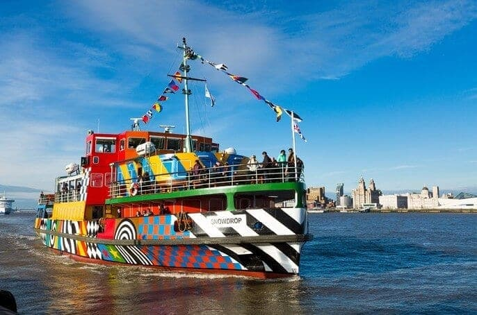 Liverpool Explorer Cruise