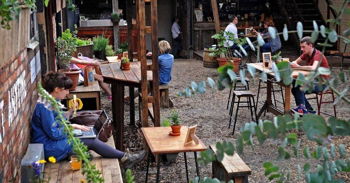 Liverpool Beer Gardens to visit