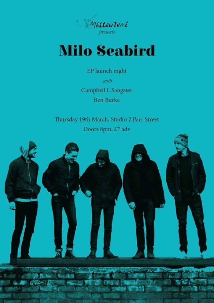 Matt Jacobson interviews Milo Seabird