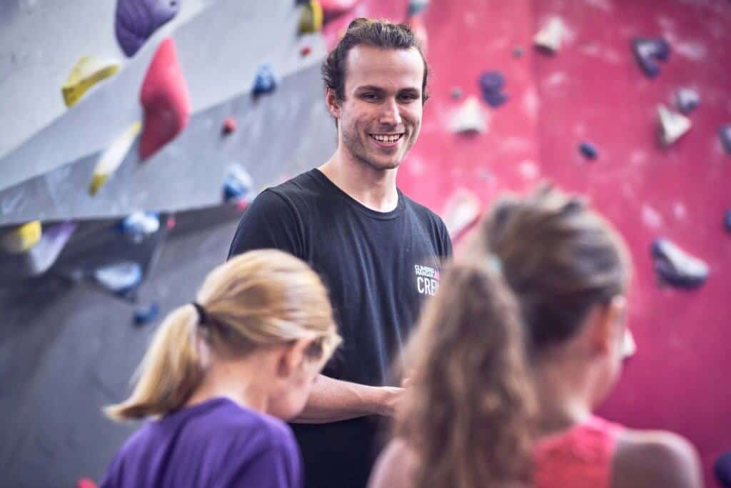 The Climbing Hangar opens second Liverpool bouldering experience
