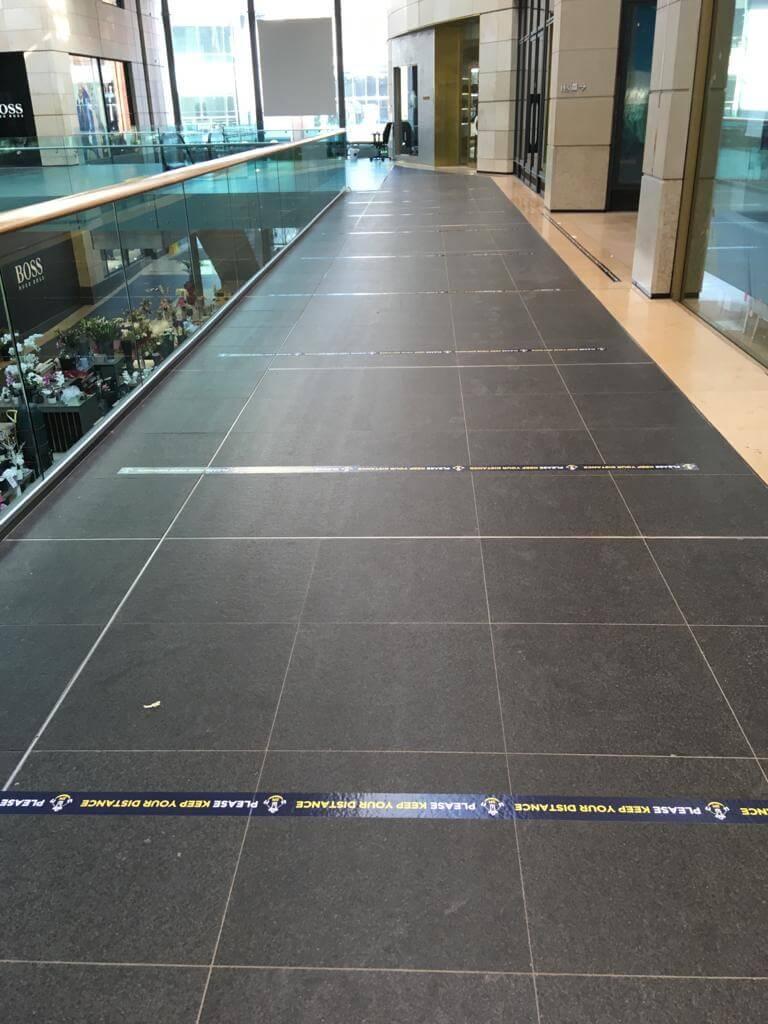 Metquarter welcomes shoppers back safely
