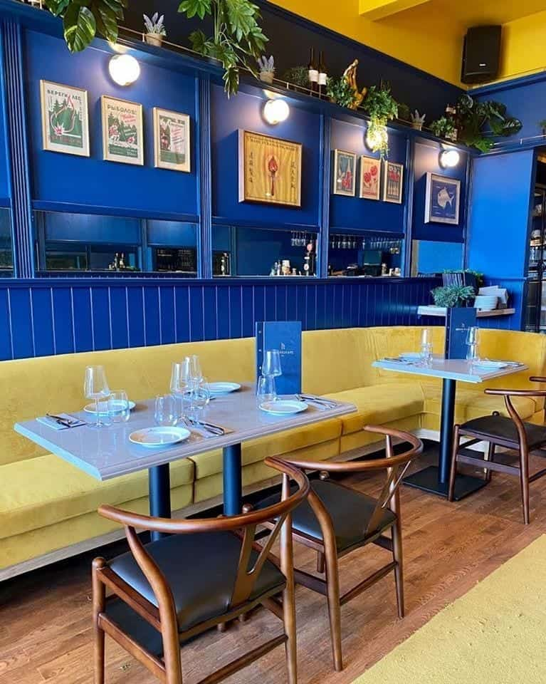 Berrington's launches with an extra special brunch
