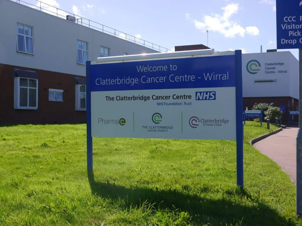 The Clatterbridge Cancer Centre shortlisted for top UK patient safety award