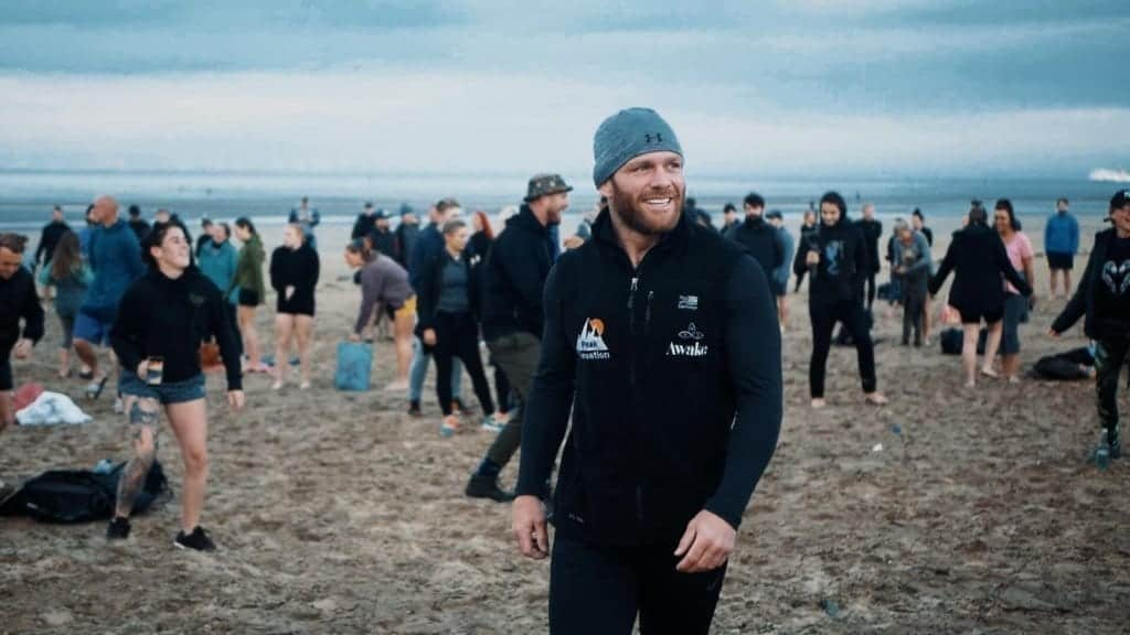 FREE 'Ultimate Mornings' classes on Crosby Beach led by Scouse Guru & Former MMA Fighter