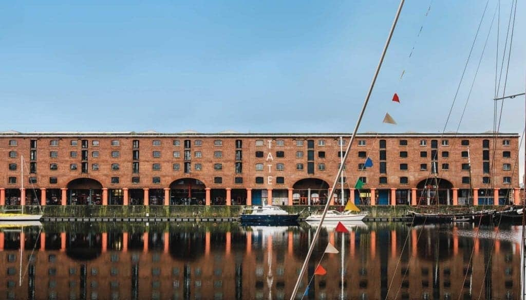 Drop the anchor at the Royal Albert Dock