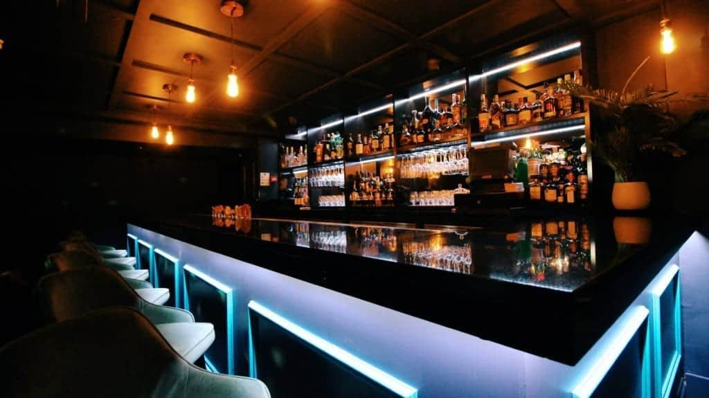 New Liverpool underground cocktail lounge bar Dwntwn closes