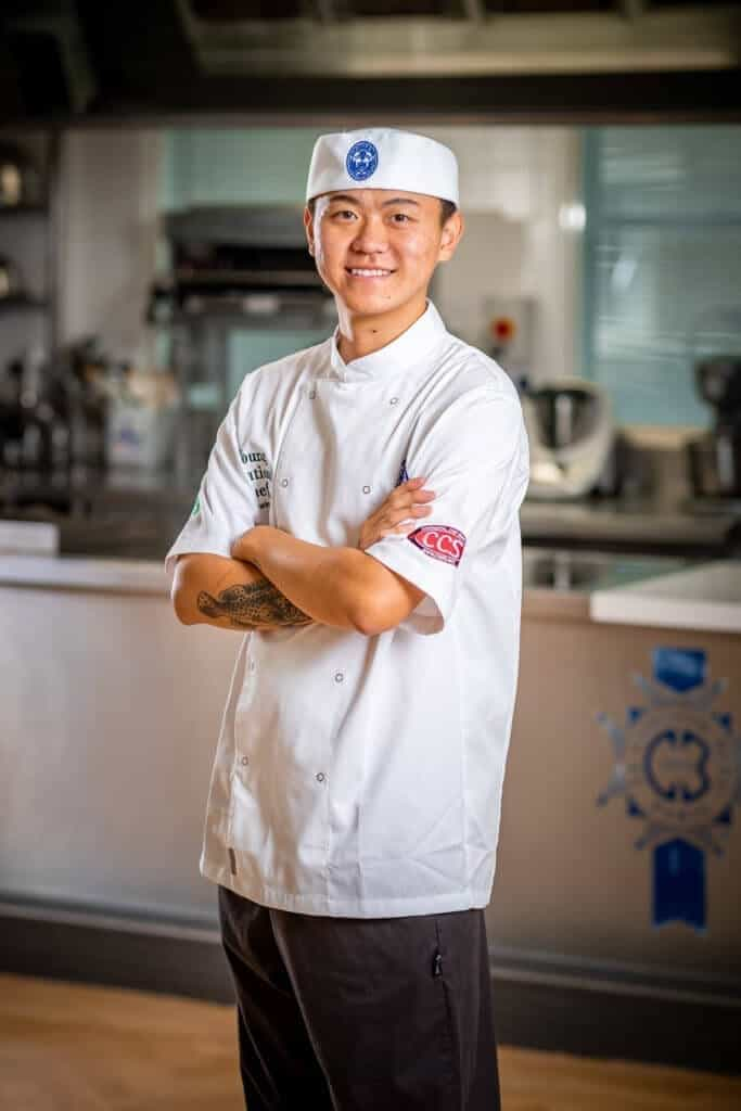 Young Liverpool Chef receives Top National accolade