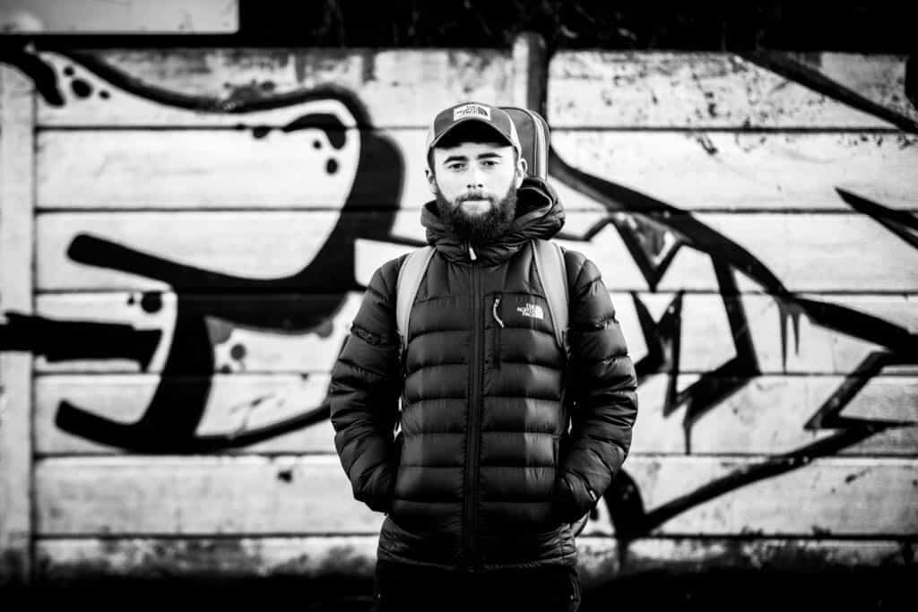 Faces of Liverpool - Mason Owens