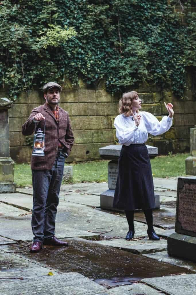 Exciting new ghost tour experience - Tales from the Necropolis heads to Liverpool