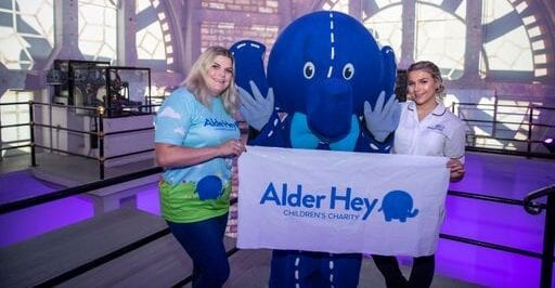 RLB360 and Alder Hey Children's Charity team up for a sweet fundraising initiative