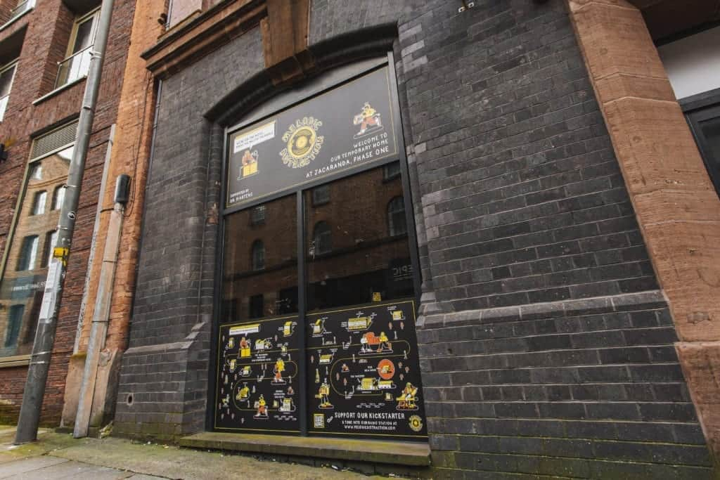 Liverpool's Melodic Distraction launch Kickstarter crowdfunding campaign to secure new space
