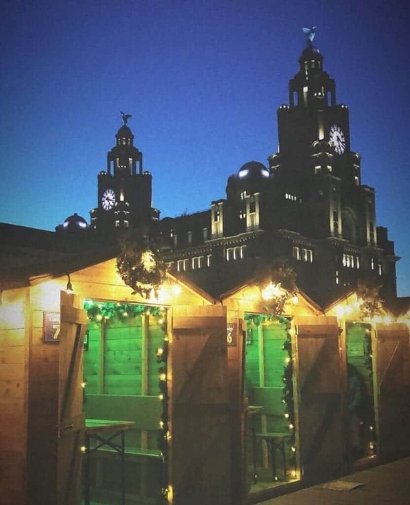 Christmas in Liverpool 2020