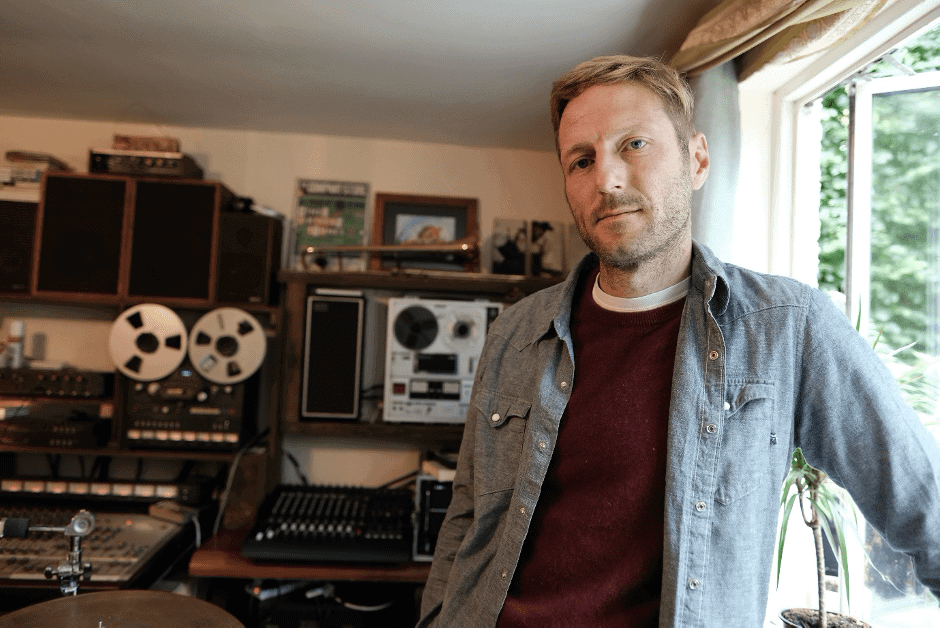 Music Writer, Matt Jacobson interviews bluesman S J Downes
