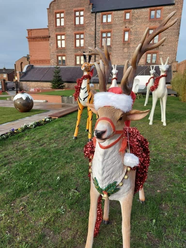 Iconic community hub The Florrie helping local residents feel all festive