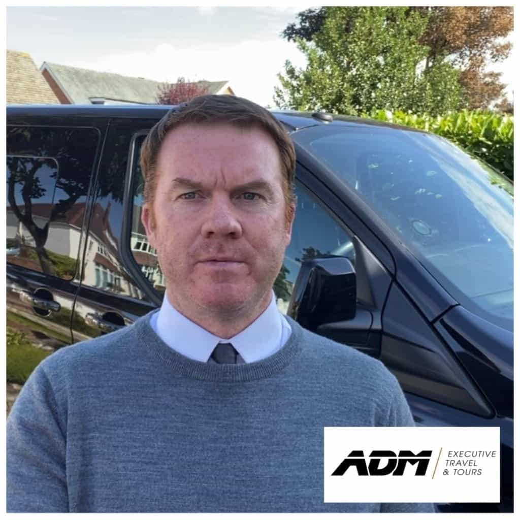 Faces behind the Business – Andrew McGarry - ADM Executive Travel & Tours