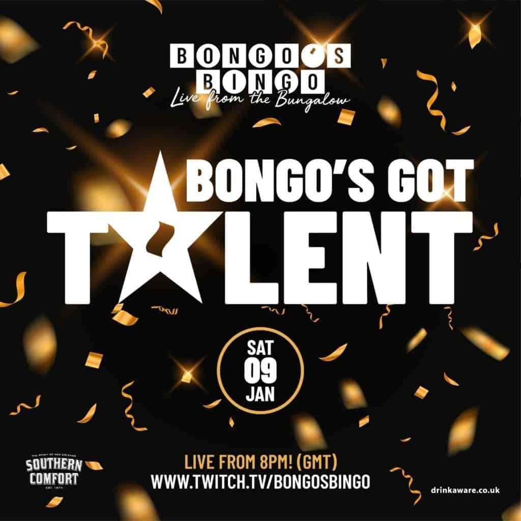 New free live show Bongo's Got Talent launches