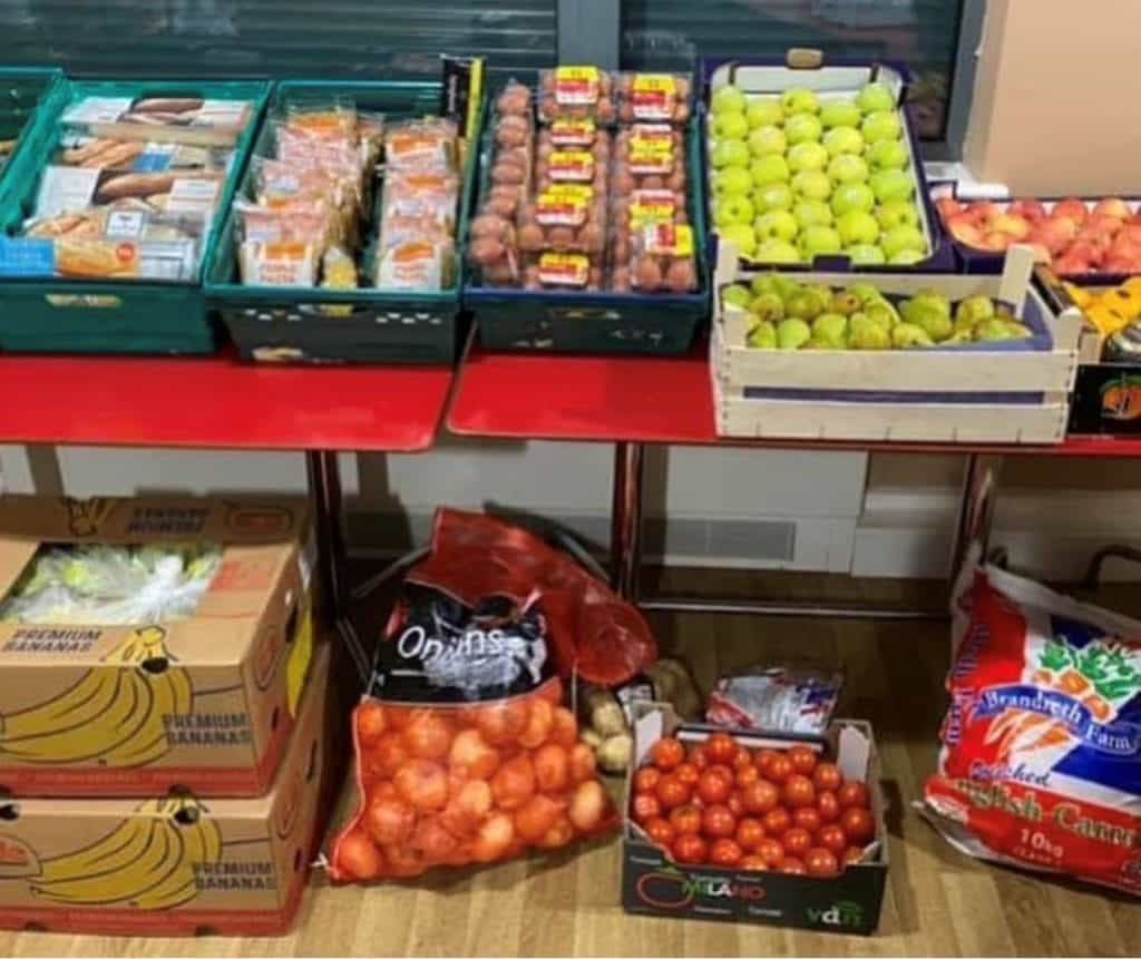 Food in the Community Liverpool – Pantries & Community Food Hubs