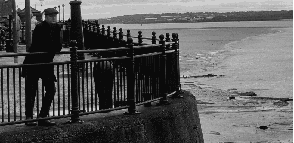 The Edges Are No Longer Parallel - Local Author, Matt Jacobson & the Magic of the Mersey