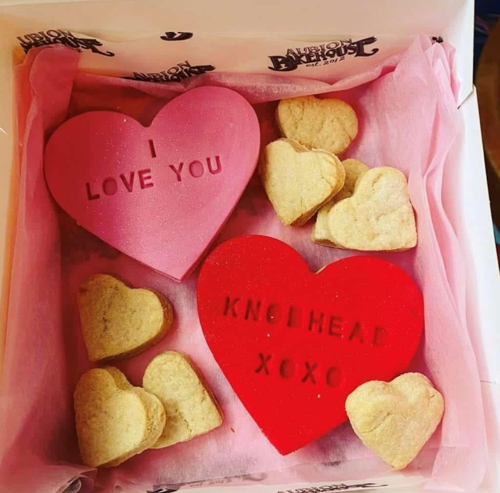 Valentine's Day – Lockdown Love in Liverpool