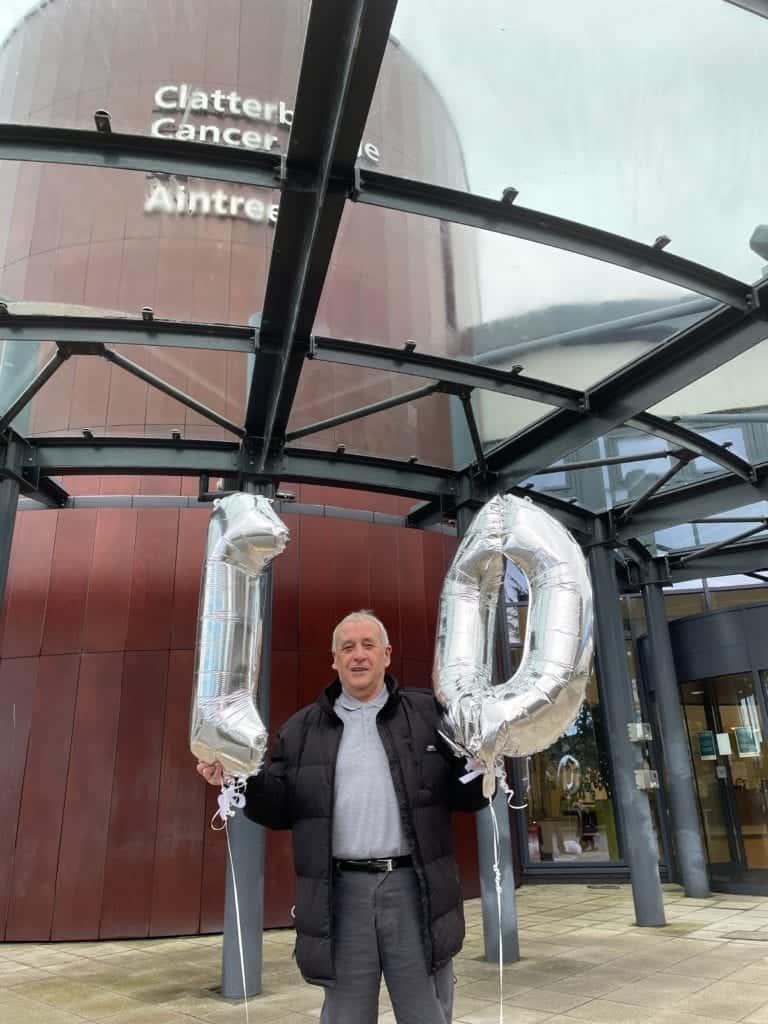 Clatterbridge Cancer Centre - Aintree celebrates 10th Anniversary
