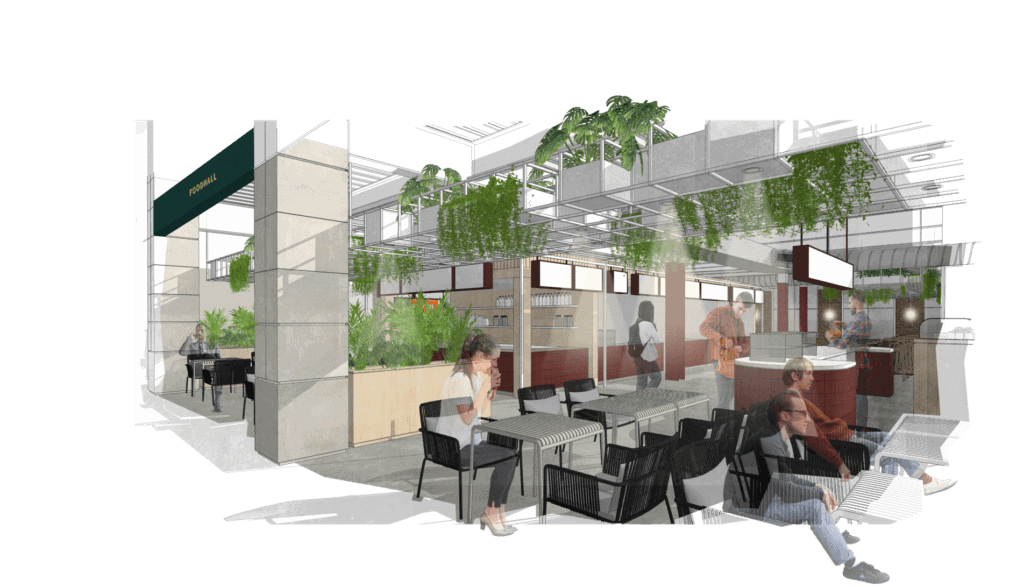 New food hall GPO opening at Metquarter to create over 130 jobs