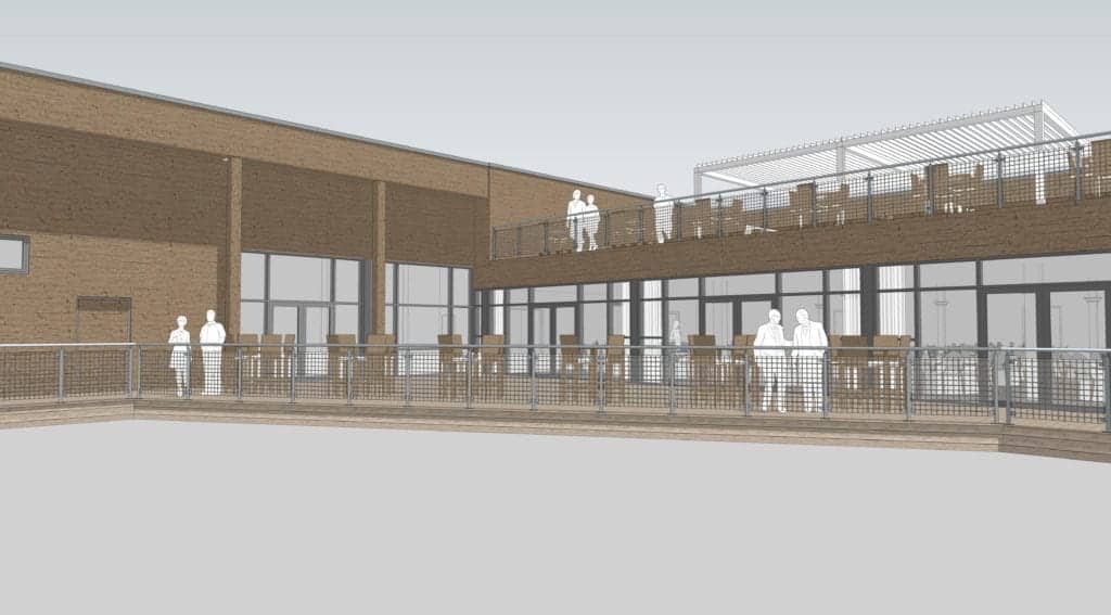 Crosby Lakeside Adventure Centre to be transformed