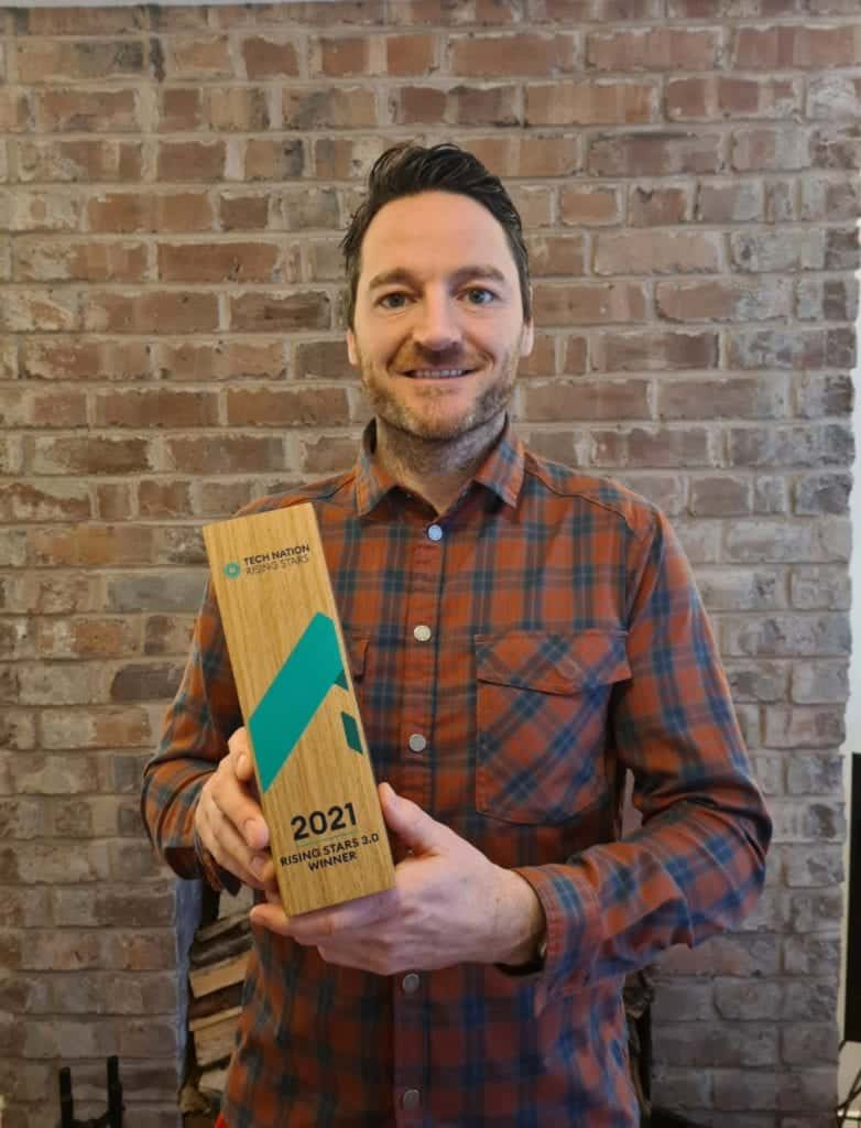 Liverpool-based Ex-teacher and team get national recognition for EdTech business