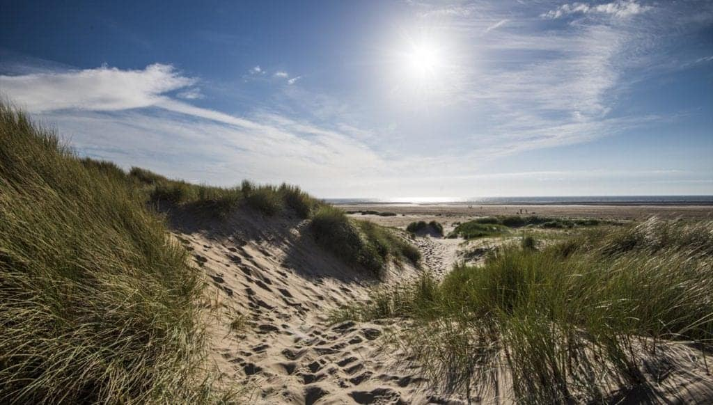 Ainsdale Beach plans approved for improved access and facilities