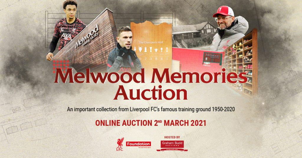 Historic memories auction to take place to bid farewell to Melwood