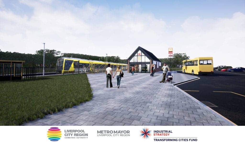 Headbolt Lane Station scheme in Kirkby receives major funding boost