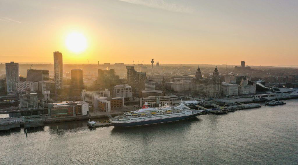 Fred. Olsen Cruise Lines to offer British Isles and scenic 'no port' sailings from Liverpool this summer