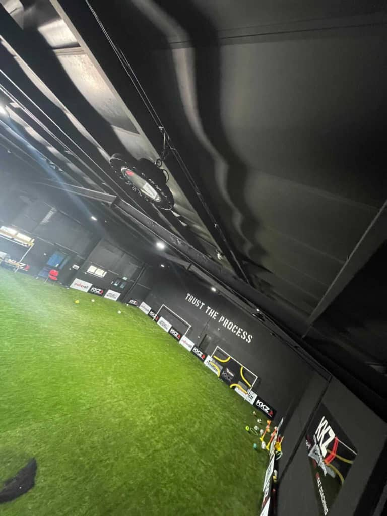 KKZ Coaching brings elite 1-2-1 and group training at the 3000sqft facility