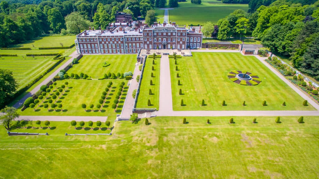 Knowsley Hall to host a Garden Picnic this May