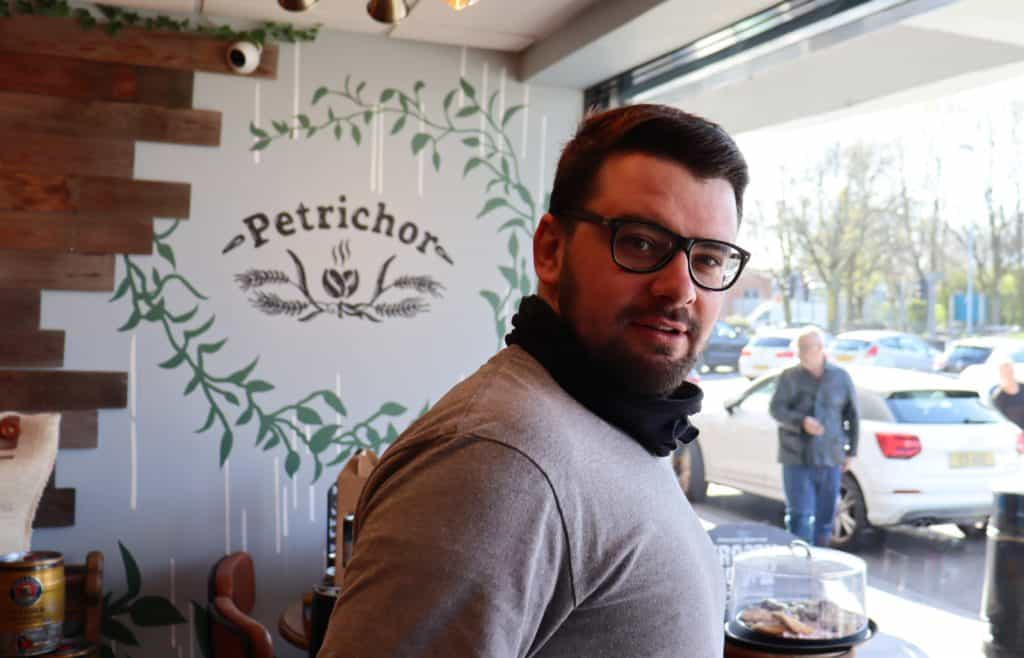 Faces behind the Business – Leigh Rollinson - 'Petrichor' Coffee House and Bar