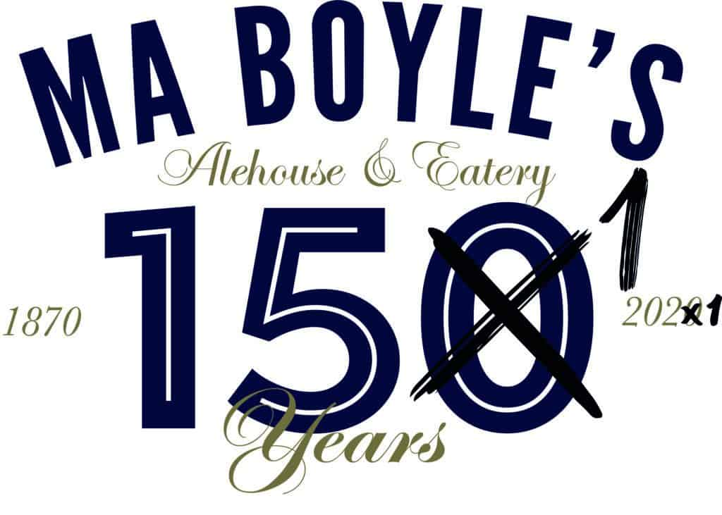 Ma Boyle's finaly celebrates their 150th anniversary a year later