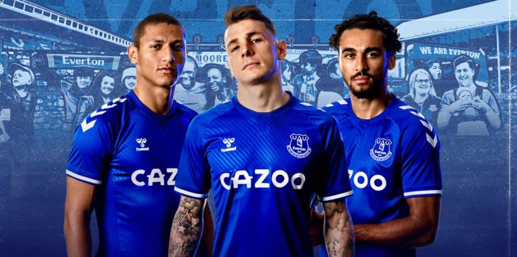 Everton and hummeltake top prize at the UK Sponsorship Awards