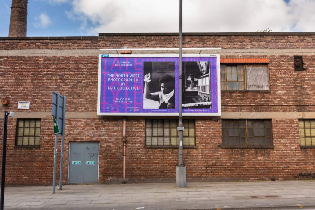 Images by young creatives capturing life in the North West on billboards around the city