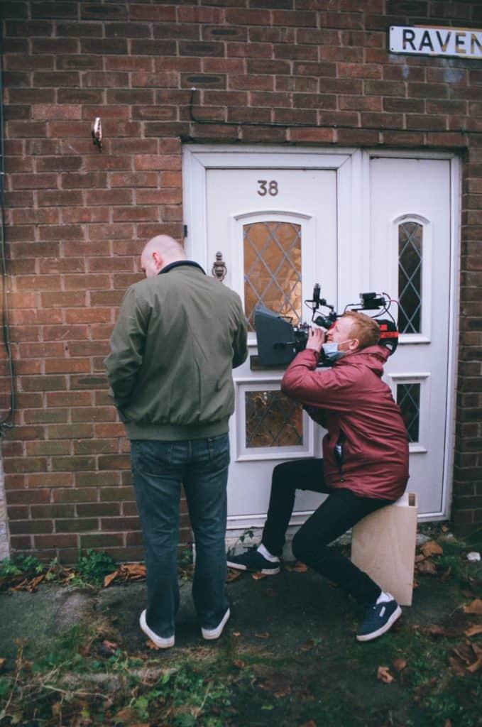 Vitality Homes' resident Sam Batley writes film with award-winning maker Paul Chambers