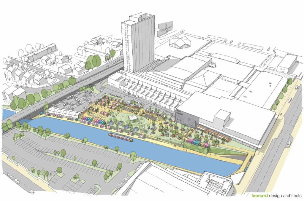 Bootle Canalside project moves forward as plans are submitted