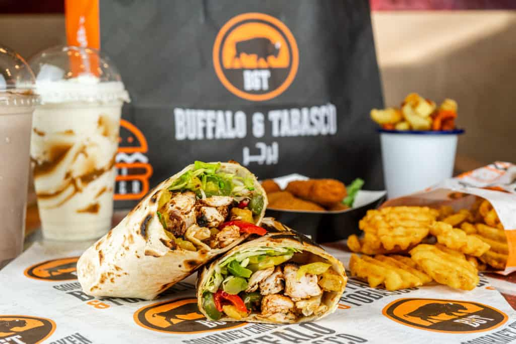 Gourmet chicken and burger restaurant Buffalo & Tabasco opens in Woolton Village