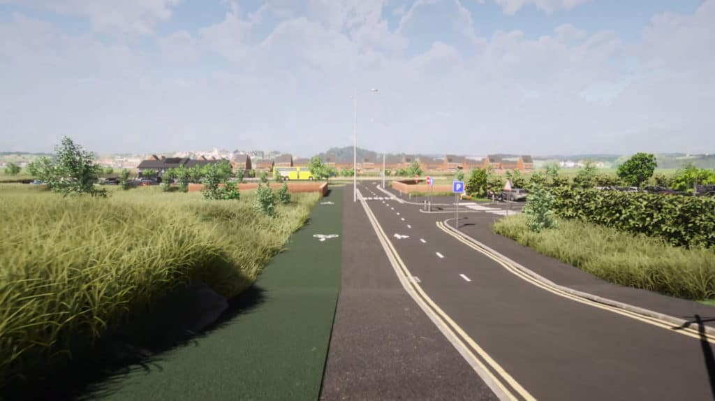 Headbolt Lane station Kirkby first look revealed