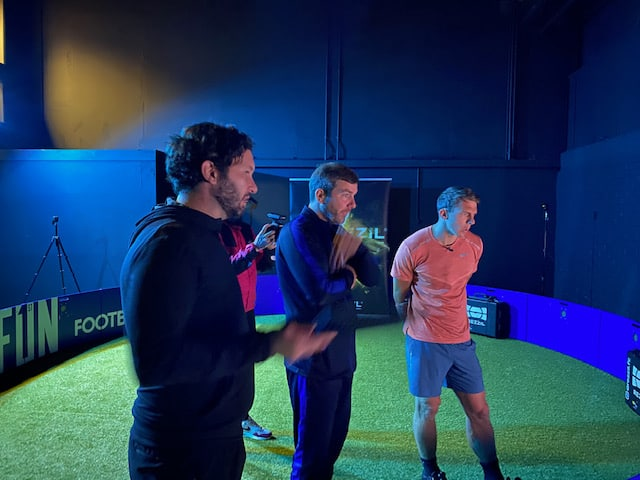 A brand new football skills arena Fun1stFootball to officially launch in Liverpool