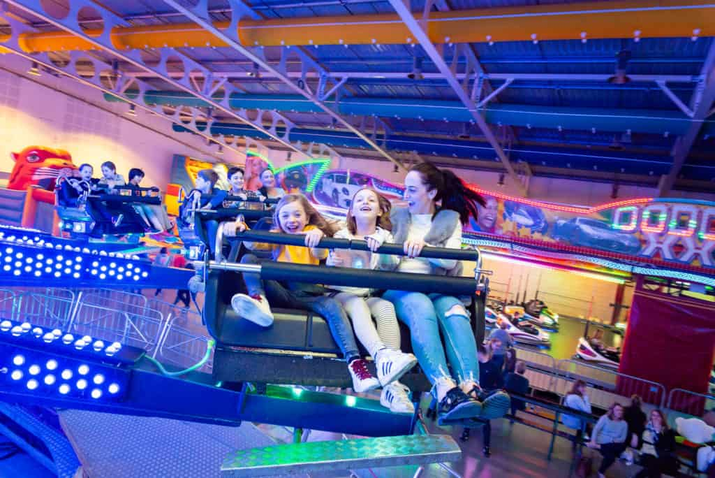 The UK's biggest indoor funfair is coming back to Liverpool this year