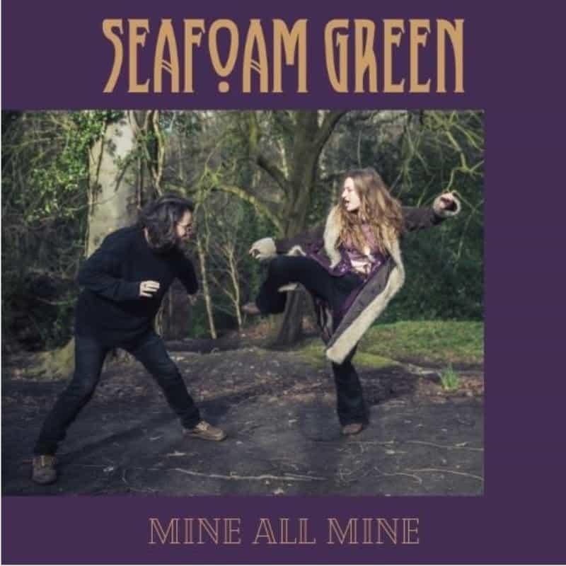 Seafoam Green release new single 'Mine All Mine'