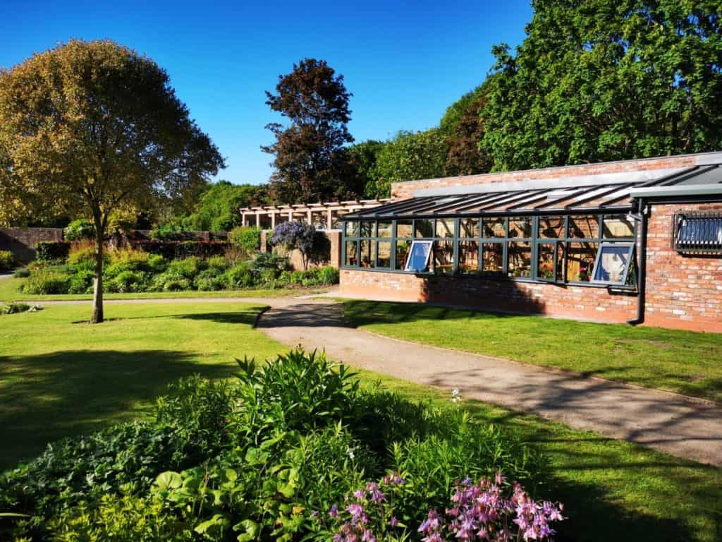 Liverpool's popular Café Bistro The Watering Can celebrates two years at Greenbank Park