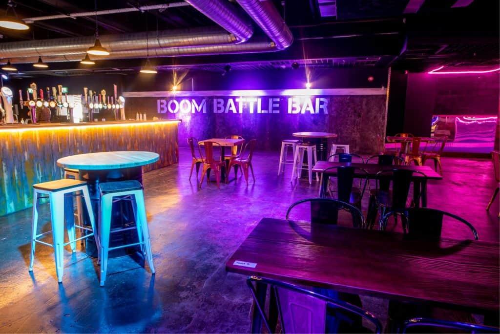 Boom Battle Bar Liverpool