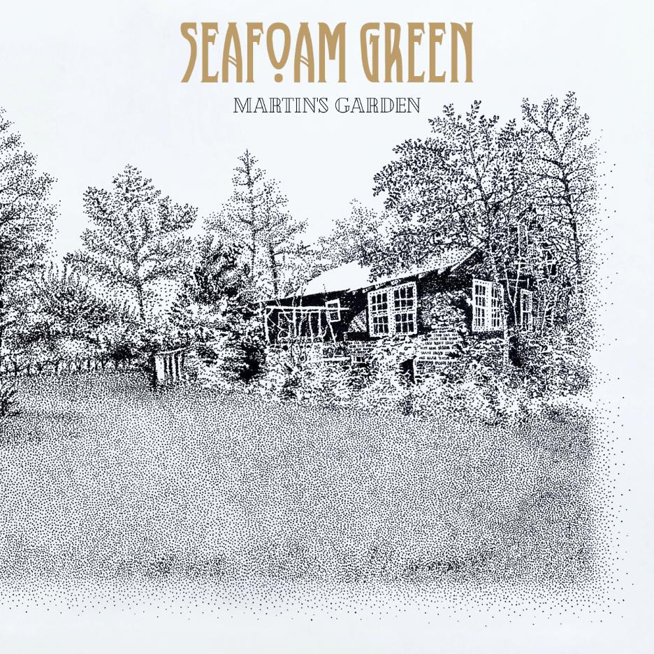 Matt Jacobson interviews Seafoam Green about their new album 'Martins Garden'