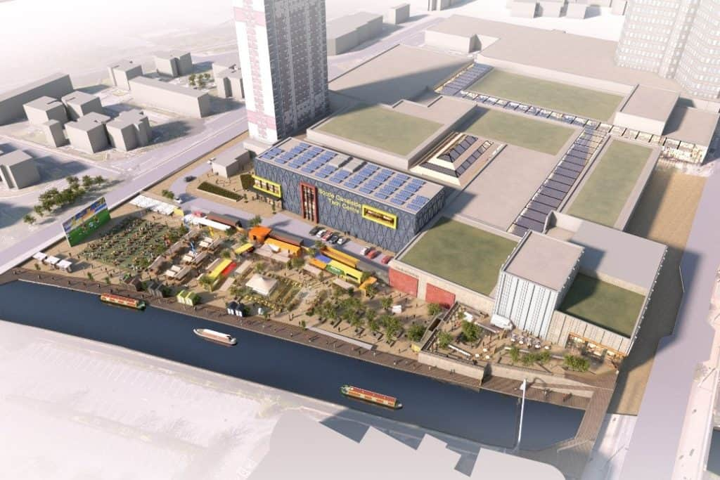 Sefton Council submits bid to help kick-start Bootle's economic recovery